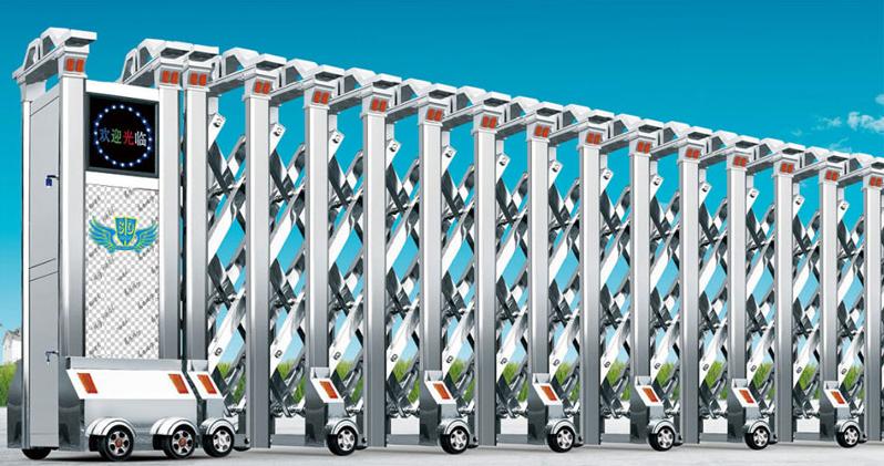 电动门行业跟随着建筑装饰行业的发展而崛起