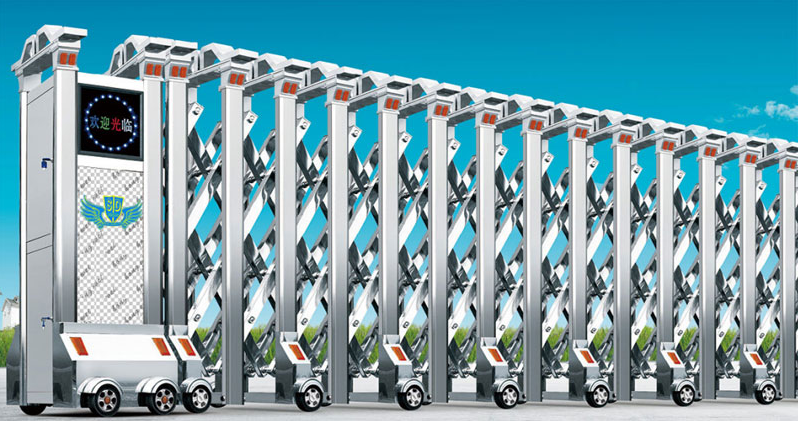 近年来佛山电动伸缩门为什么那么受全国消费者的青睐?
